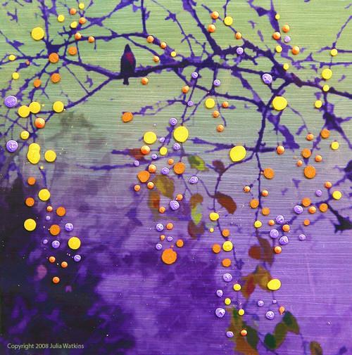 Amethyst Birdsong - Focusing Meditative Energies