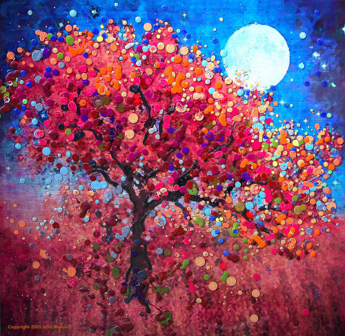 Harvest Moon - Abundance Blessing