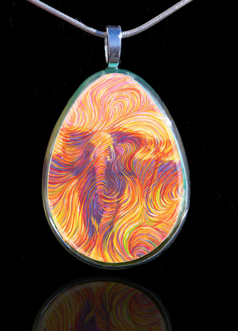 Metaphysical Elephant Pendant - Remover of obstacles