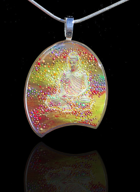 Buddha's Light Metaphysical Energy Pendant
