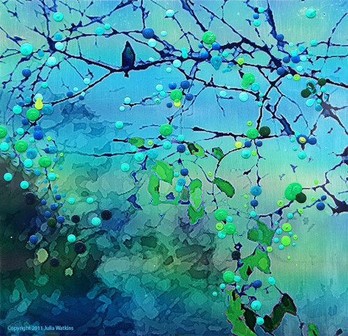 Bluebird - Morning Song - The promise of new beginnings
