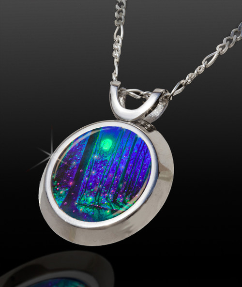 Fairy Forest Magical Energy Pendant - From The Magic Chi Collection *