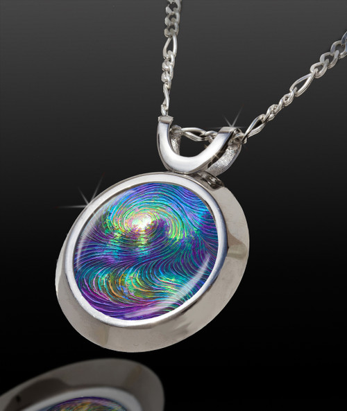 Moonlight Romance Magical Energy Pendant - From The Magical Chi Collection *