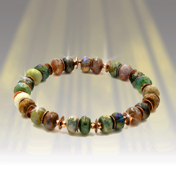The Money Magnet Wealth Attractor Bracelet - Ancient Hindu formula for improving your fortunes. Money Magnet™