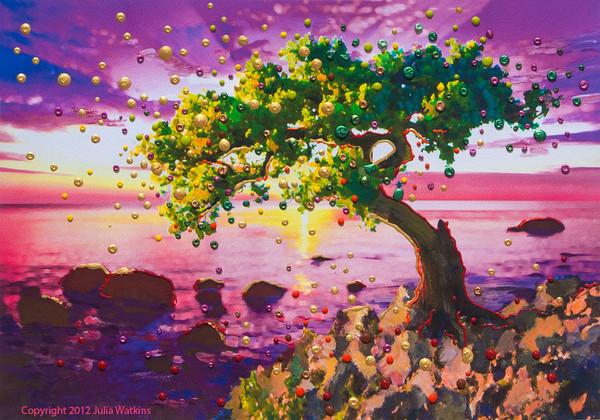 The Forgiveness Tree Energy Print