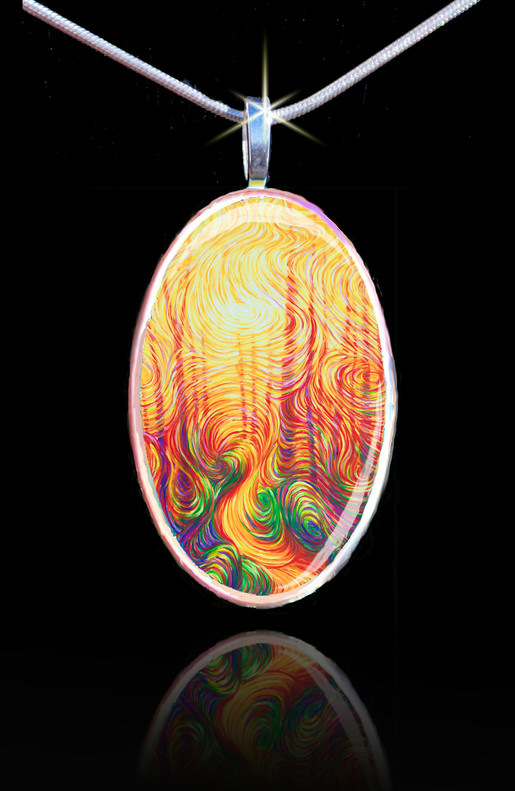 Path To The Light Pendant - Your direct connection to a higher power