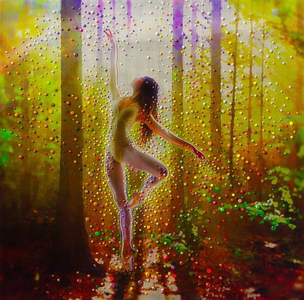 Forest Dancer – Rediscover the light - Print