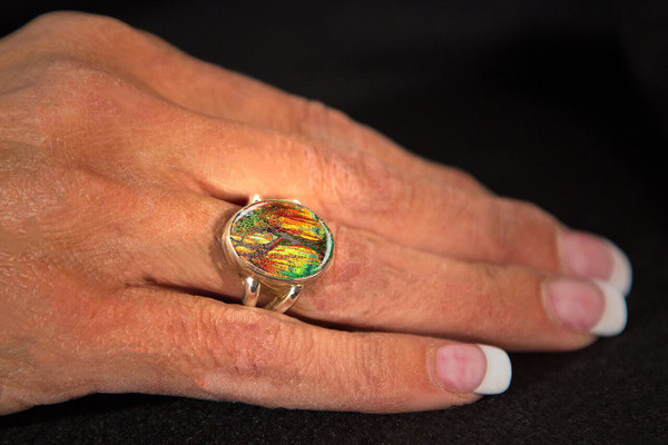 Angels' Light - Guardian Angel Ring