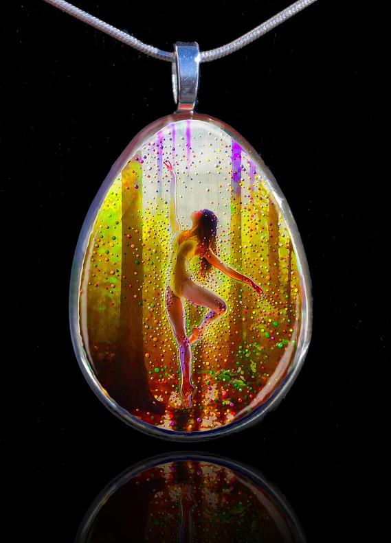 Forest Dancer – Rediscover the light - Pendant