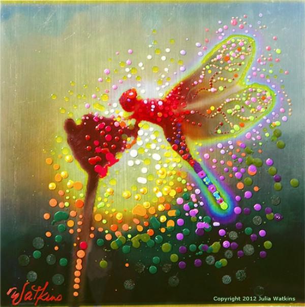 Dragon Fairy - Projecting Stunning Elemental Energies