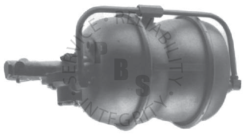 "C448, Hydrovac  11-1/2"" Diameter, 23-3/4"" Overall Length  Dodge Application"