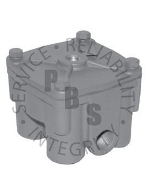 """102626G, Relay Valve (12) 1/2"""" Delivery, 4psi Offshore Brand"""