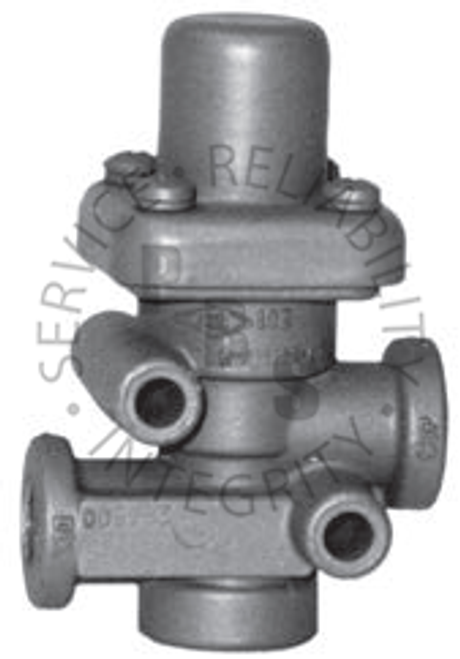 "286500G, Pressure Protection Valve (4) 85 psi, 1/4"" Ports Offshore Brand"