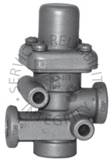 "286500G, Pressure Protection Valve (4) 85 psi, 1/4"" Ports Offshore Brand"