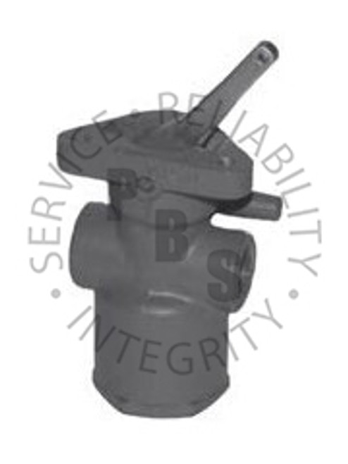 225892G, Dash Control Valve Two Way (3) Offshore Brand