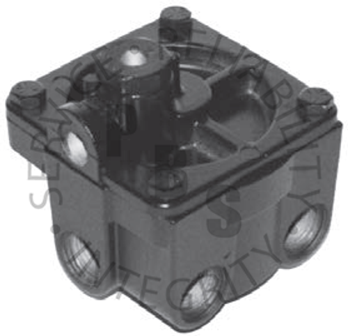 """KN28071X, Relay Valve 1/2"""" PT Delivery"""