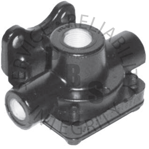 """KN32020X, Quick Release 1/4"""" Delivery Ports"""