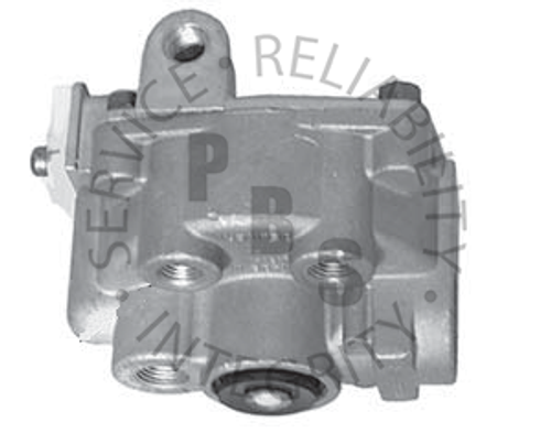 """KN30400G, Relay Emergency Valve 3/8"""" Delivery Offshore Brand"""