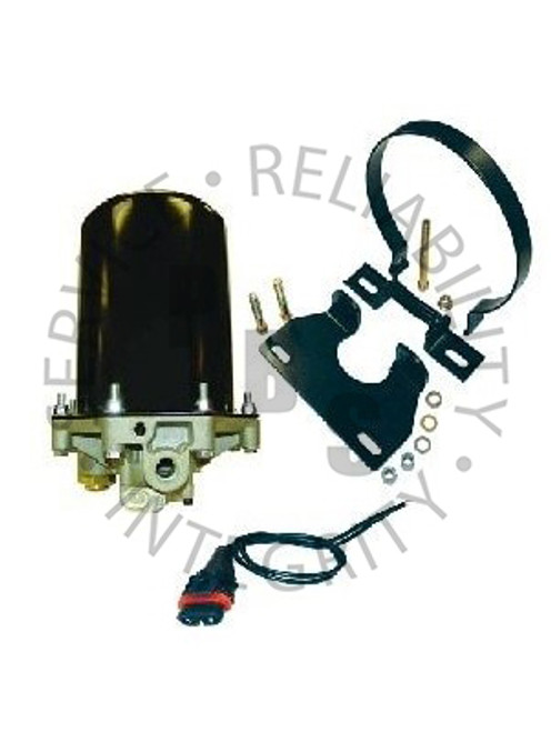 """065224G, Type 9, Air Dryer, with out bracket and plug, 1/2"""" (24v)"""