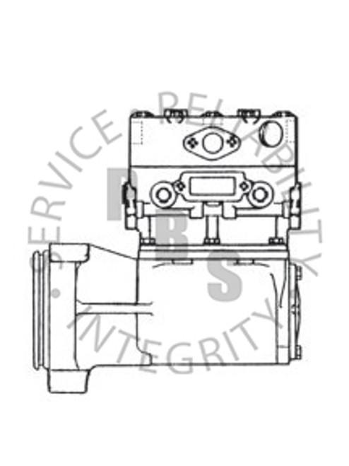 101884X, TF-700, CAT Compressor
