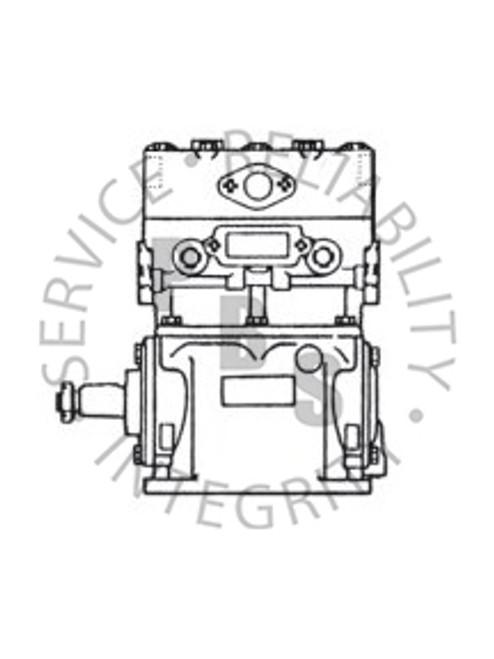 102213X, TF-700, Air Compressor