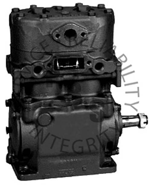 280605X, TF-600, Air Compressor, 4 hole, R.S., E.O. **Call for availability and pricing**