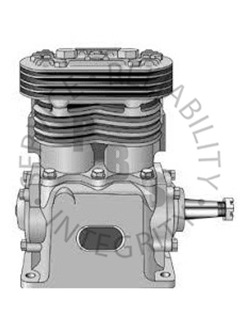 228346X, TF-500, Air Compressor, L.S., Air Cooled **Call for availability and pricing**