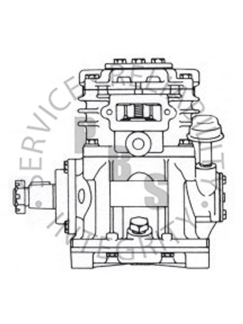 275116X, TF-300, Air Compressor