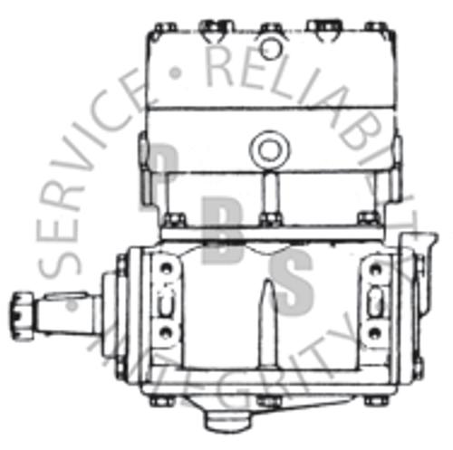 283662X, TF-600, Ford Compressor