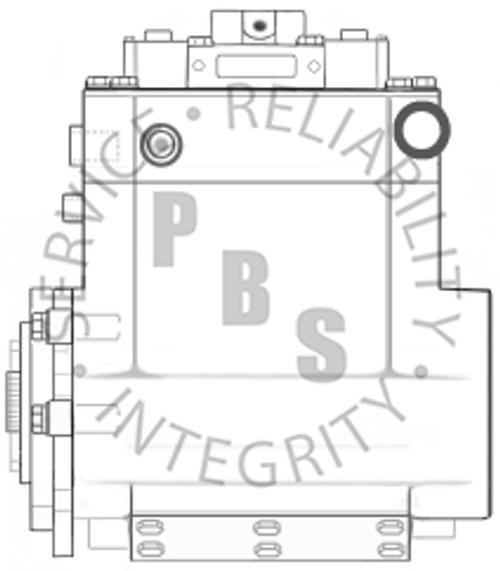 3056615X, ST773, Cummins / Holset Compressor, K12, K16
