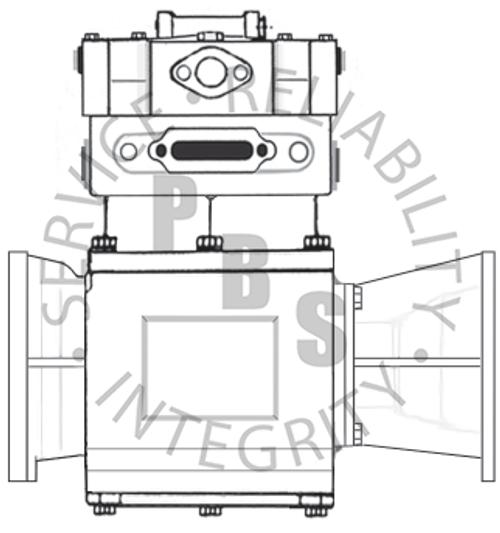 KN12131X, EL1200, Midland / Haldex Compressor, Cummins **Call for availability and pricing**