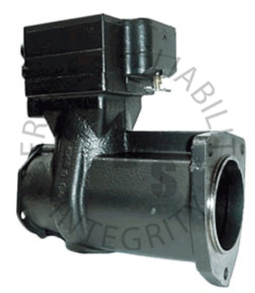 9111535410X, Wabco Compressor, Mack, SS318, Single, 85MM **Call for availability and pricing**