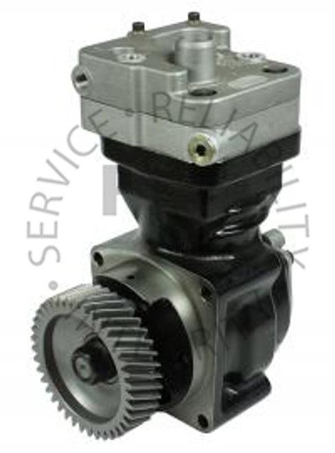 4123520250X, Wabco Compressor, Mercedes, Single, 85MM **Call for availability and pricing**
