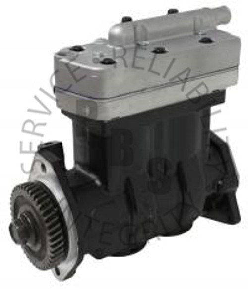 9115160100X, Wabco Compressor, Cummins, Twin, 75MM, 11 Tooth Spline **Call for availability and pricing**