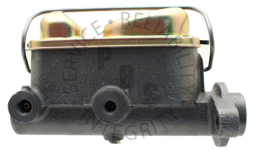 "MC7161, Master Cylinder, Ford, 1-1/8"" Bore, Disc/Drum, 1/2"" 3/8"" Ports"