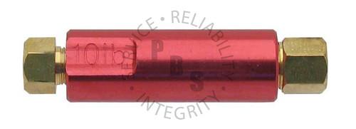 RCV10, Residual Check, 10lbs