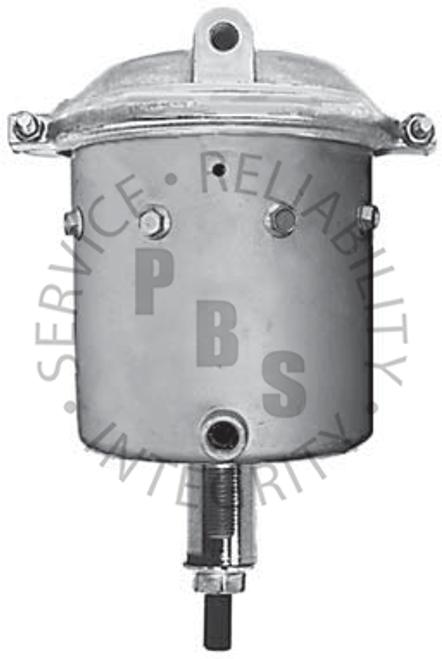 """KSM2460DCX, Spring Brake, Maxibrake, 3/8"""" Offset Ports"""