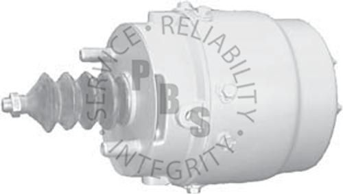 "278907X, Spring Brake, Type 36, Roto Safety Actuator  8-3/16"" Diameter"