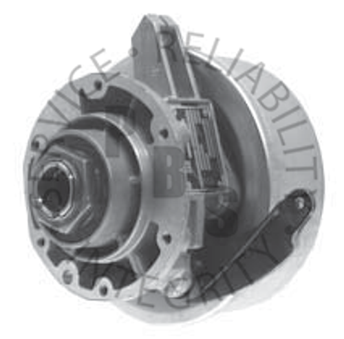 6051-001-035, ZF Brake Front View