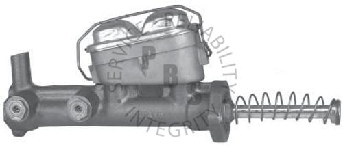 "C3500SE, Master Cylinder  1/4"" Inverted Flair Ports  Casting # 300459A"