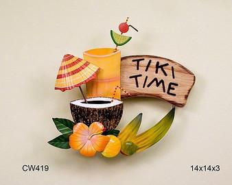 Tiki Time, Coconut Drink