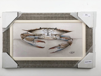 """3 """" Real Wooden Frame with 1"""" Fabric Matting."""