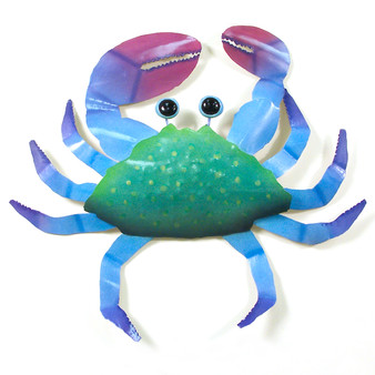 Patio Crab Blue