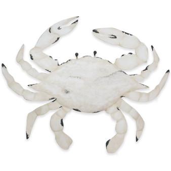 Crab Antique Metal Wall Art CA040