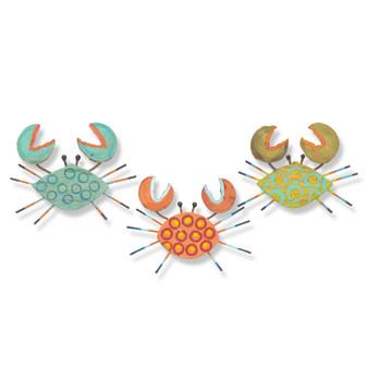 Crab S/3 Beach Junk C597