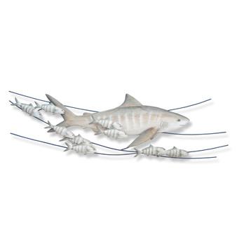 Shark and Pilotfish CW465