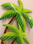 Palm and Sun Metal Wall Art OS113