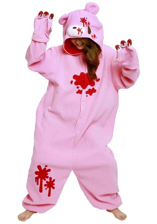 Gloomy Bear Pink Kigurumi