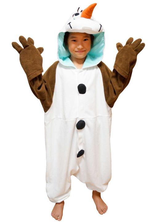 Olaf Kids Kigurumi