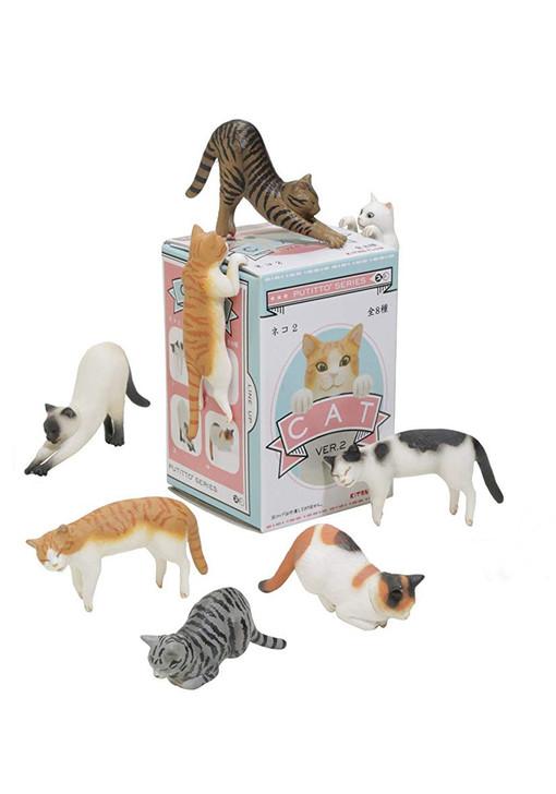Cat Series 2 Blind Box Figure